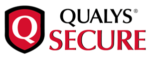 Qualys Secure logo