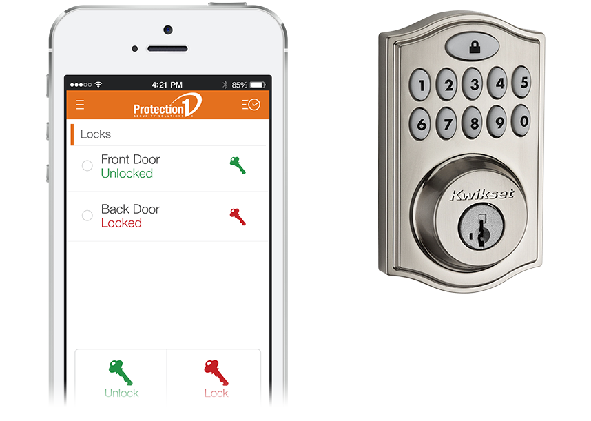 Home Automation Door Locks